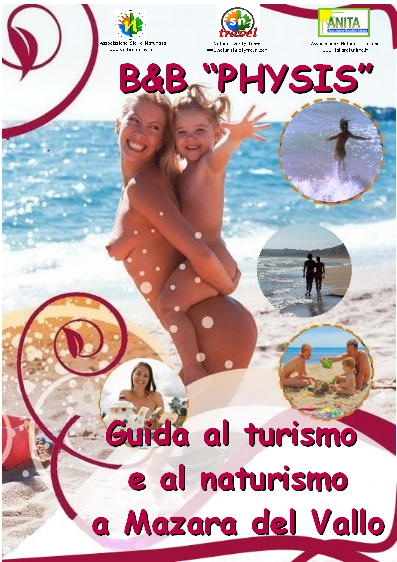 Nudismo, nudisti, Sicilia, naturism, naturisme sicilie italie,